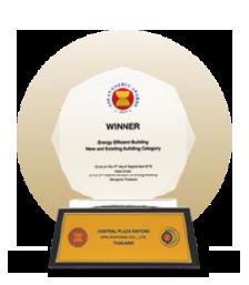 Winner of ASEAN Energy Award 2019