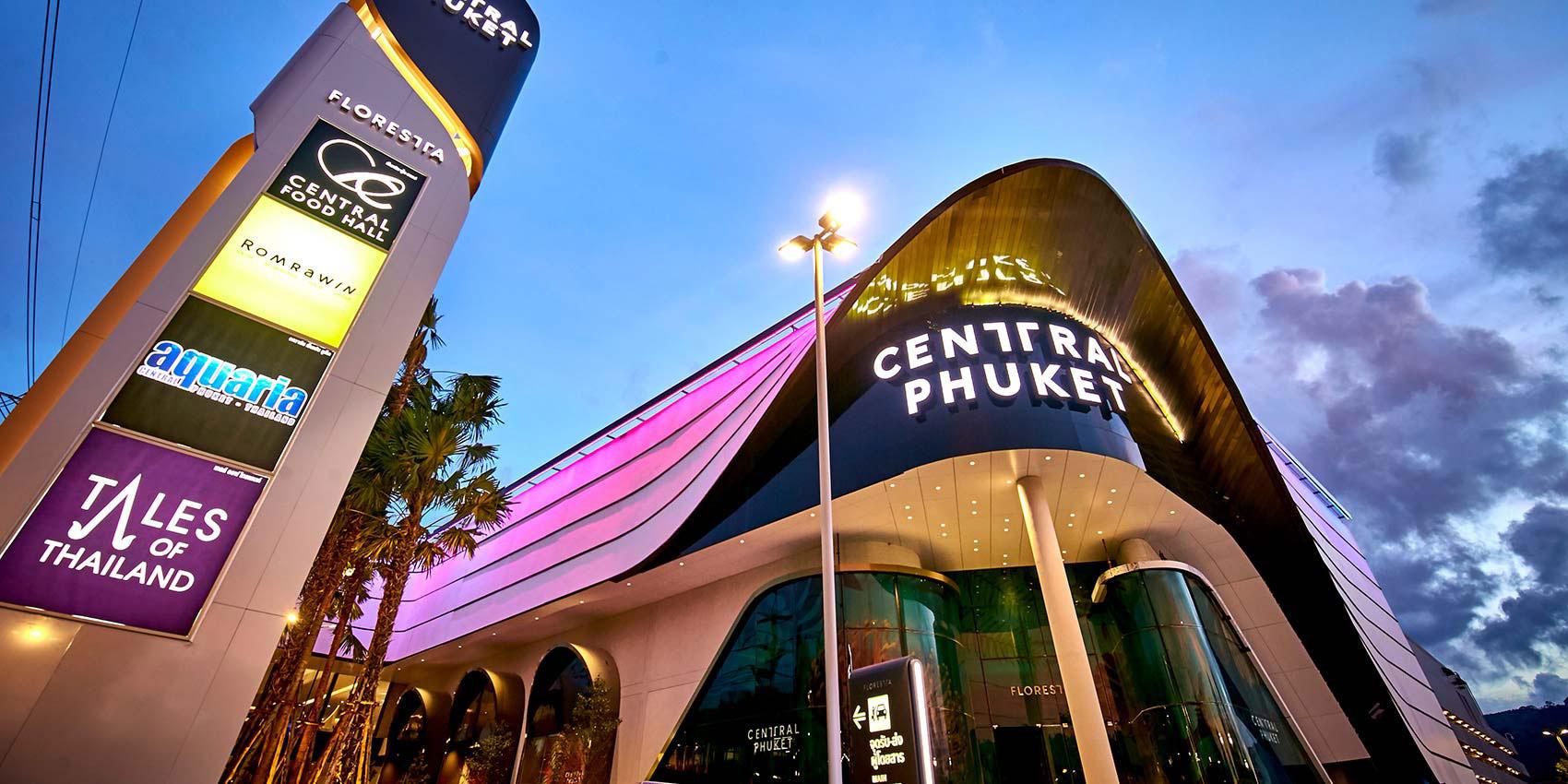Central Phuket Festival