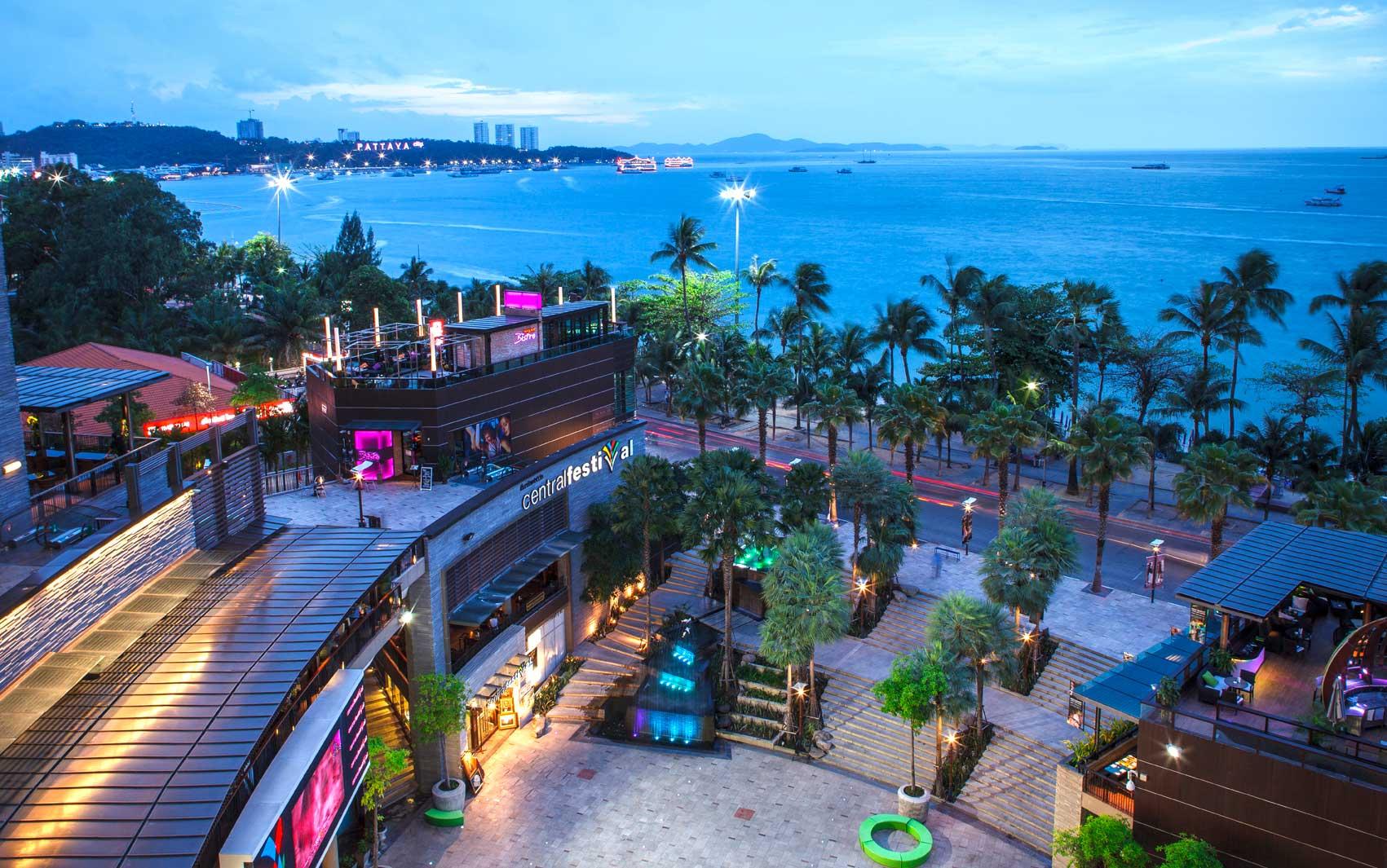 Central Festival Pattaya Beach